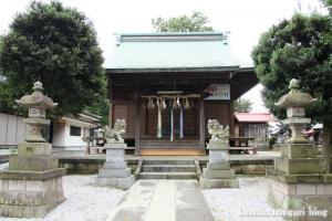 宮戸神社(志木市本町)11