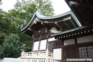 宮戸神社(志木市本町)17
