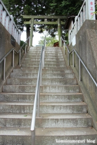 宮戸神社(志木市本町)5