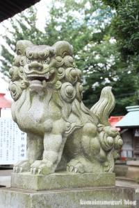宮戸神社(志木市本町)12