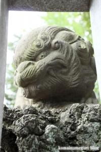 宮戸神社(志木市本町)36