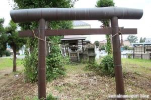 稲荷神社(志木市下宗岡)2