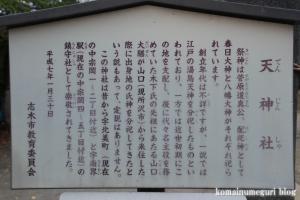 天神社(志木市中宗岡)3