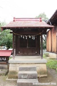 天神社(志木市中宗岡)15