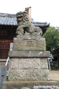 天神社(志木市中宗岡)18