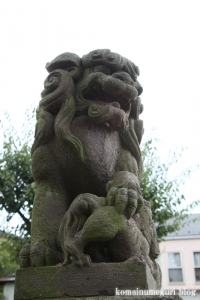 天神社(志木市中宗岡)19