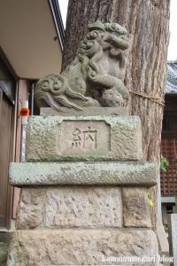天神社(志木市中宗岡)22