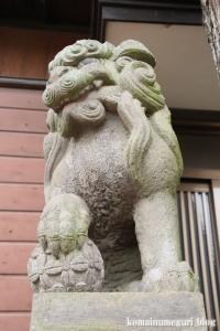 天神社(志木市中宗岡)23