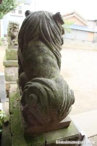 天神社(志木市中宗岡)25