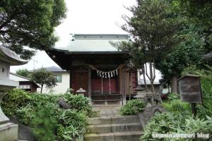 上ノ氷川神社(志木市上宗岡)7