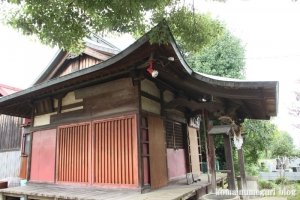 上ノ氷川神社(志木市上宗岡)10