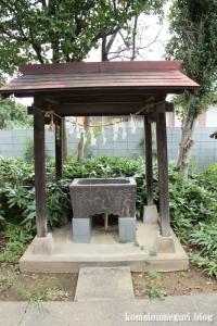上ノ氷川神社(志木市上宗岡)6