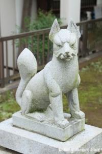 上ノ氷川神社(志木市上宗岡)15