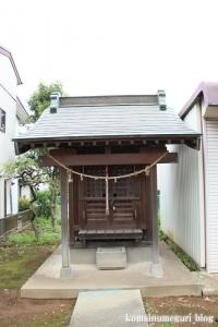 上ノ氷川神社(志木市上宗岡)16