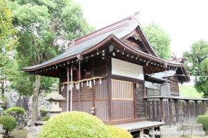 羽倉浅間神社(志木市上宗岡)12