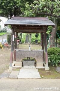 羽倉浅間神社(志木市上宗岡)3