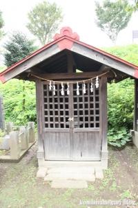 羽倉浅間神社(志木市上宗岡)19