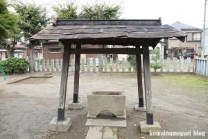 産財氷川神社(志木市中宗岡)3