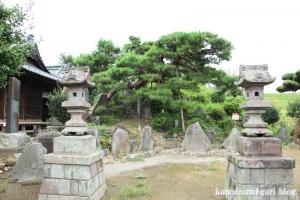 産財氷川神社(志木市中宗岡)10