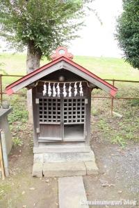 産財氷川神社(志木市中宗岡)8