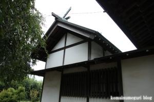下ノ氷川神社(志木市下宗岡)14