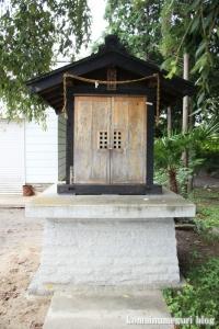 下ノ氷川神社(志木市下宗岡)15