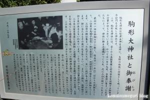 駒形大神宮(市川市大野町)5
