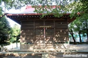 正八幡宮(鎌ヶ谷市中沢)4