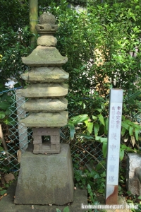 子安大神社(市川市柏井町)4