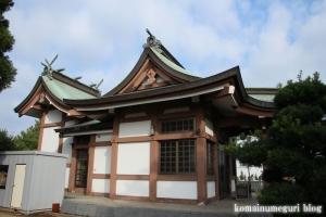 内間木神社(朝霞市上内間木)11