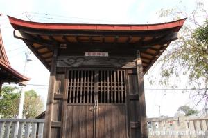 内間木神社(朝霞市上内間木)15