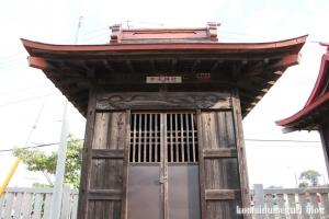 内間木神社(朝霞市上内間木)17