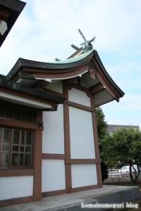内間木神社(朝霞市上内間木)12