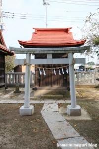 内間木神社(朝霞市上内間木)14