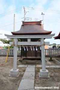 内間木神社(朝霞市上内間木)16