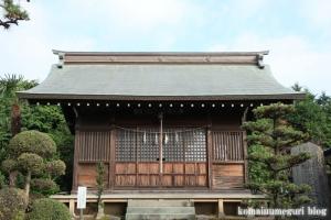下内間木氷川神社(朝霞市下内間木)5