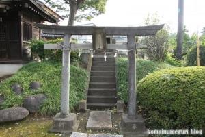下内間木氷川神社(朝霞市下内間木)10
