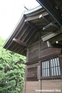 下内間木氷川神社(朝霞市下内間木)7