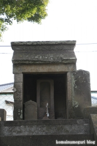 下内間木氷川神社(朝霞市下内間木)12