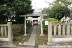 美女神社(朝霞市浜崎)1
