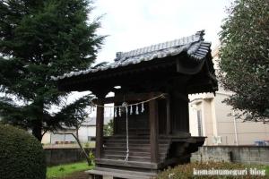 美女神社(朝霞市浜崎)5