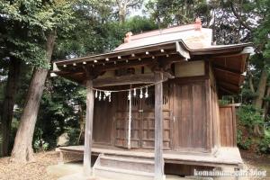 御嶽山神社(朝霞市根岸台)13
