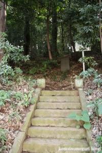 御嶽山神社(朝霞市根岸台)5