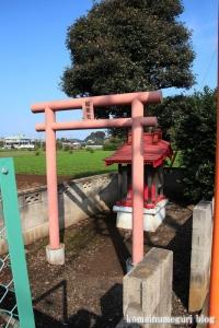 稲荷神社(朝霞市根岸台)11