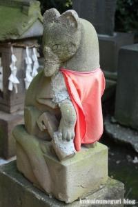 稲荷神社(朝霞市根岸台)5
