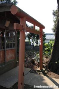 狭間稲荷神社(和光市新倉)3