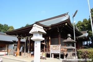 氷川八幡神社(和光市下新倉)7