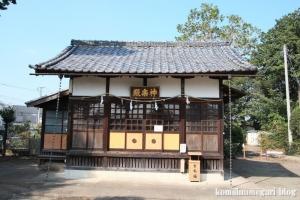 氷川八幡神社(和光市下新倉)11