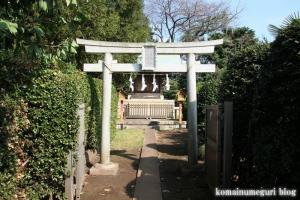 氷川八幡神社(和光市下新倉)17