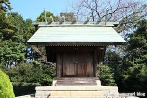 氷川八幡神社(和光市下新倉)20